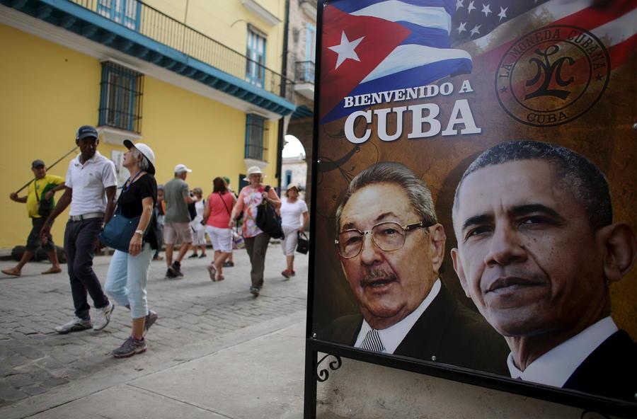 Последняя гастроль Обамы: зачем президент США едет на Кубу