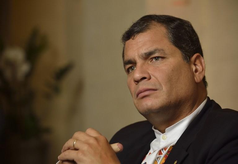 Президент Эквадора Рафаэль Корреа раскритиковал США за массовую слежку