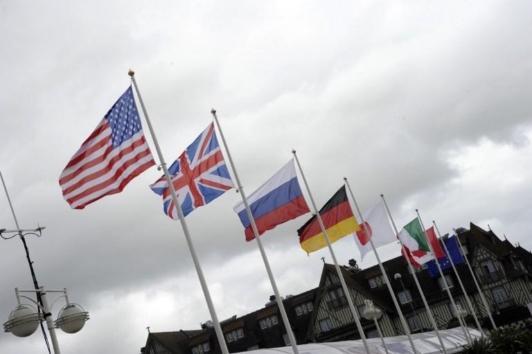 Доверие к России среди европейцев и американцев снизилось