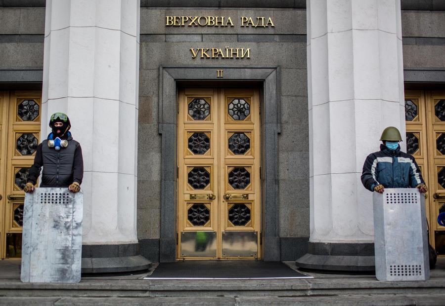 Около 50 человек могут быть обвинены в причастности к убийствам в Киеве