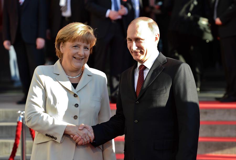 Владимир Путин: в России улучшается инвестиционный климат