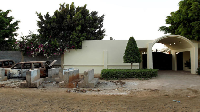 США назначили награду за информацию об атаке на консульство в Бенгази