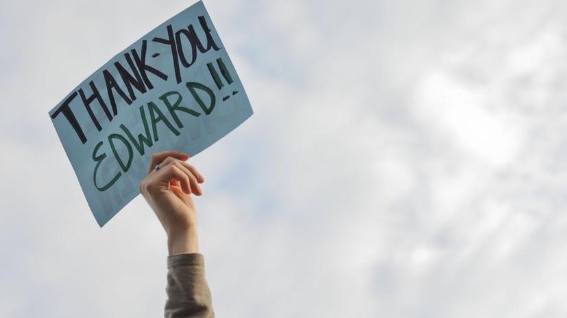 Исследование: Больше половины американцев не считают Сноудена предателем