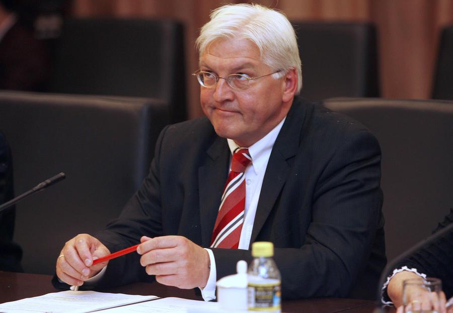 Франк-Вальтер Штайнмайер: Призывы к новым антироссийским санкциям − опасное непонимание ситуации