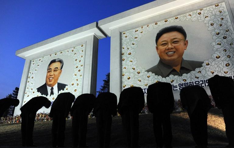 На культ личности Ким Чен Ира КНДР потратила $110 млн