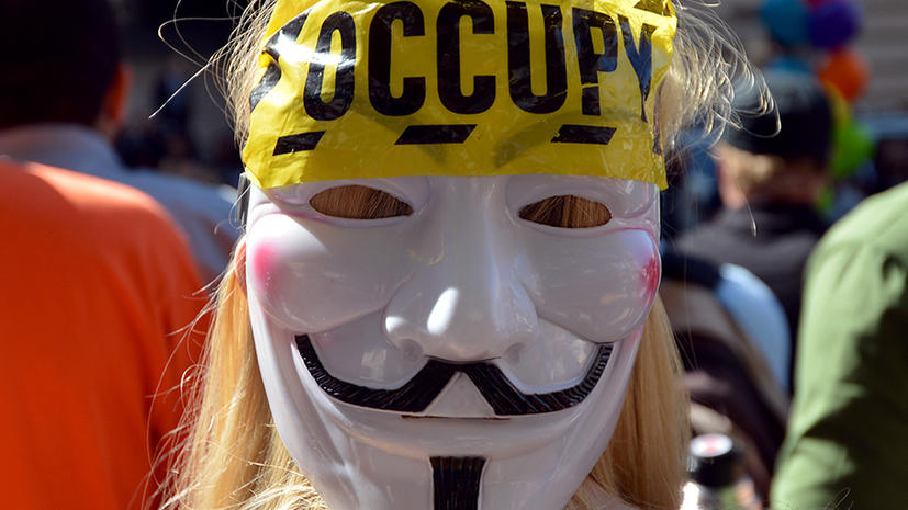 ФБР обвинило движение Occupy в терроризме