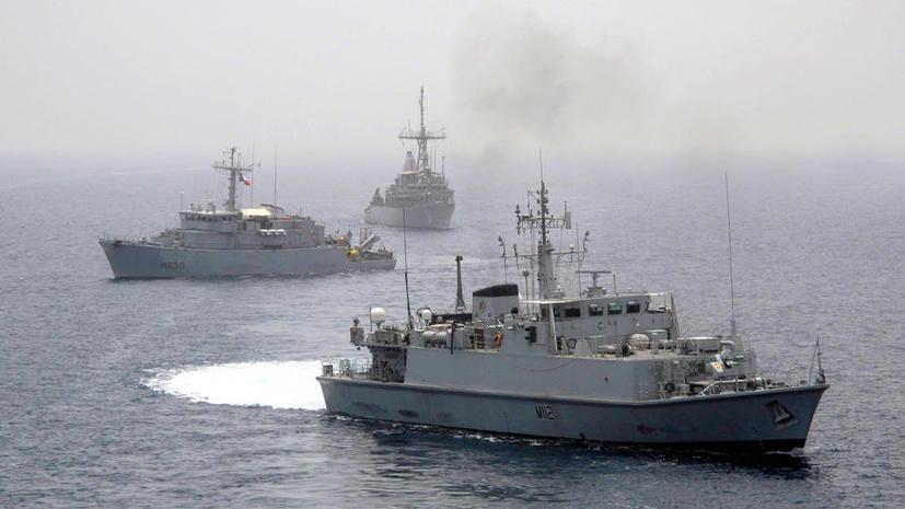 ВМФ Великобритании начал подготовку к вторжению в Сирию
