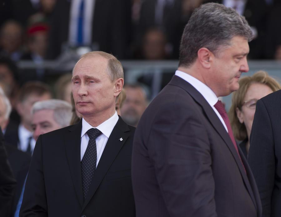 Бой Путина с Порошенко, ядерная угроза Фолклендам и другие первоапрельские розыгрыши в СМИ