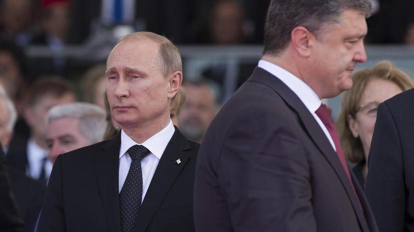 Французский телеканал поставил Владимира Путина в пример украинскому президенту