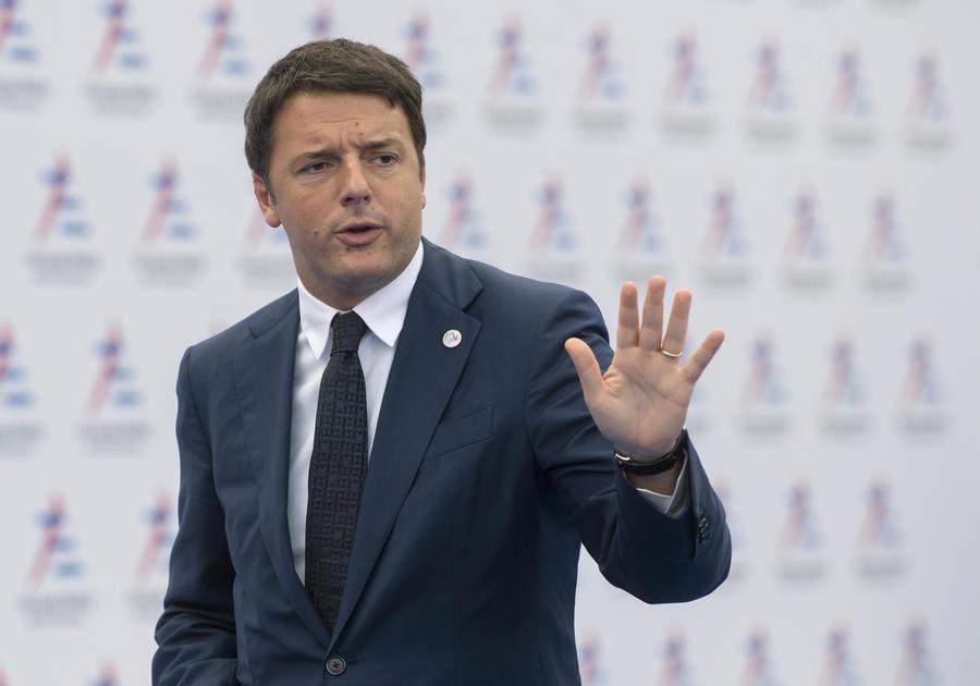 Премьер Италии Маттео Ренци: Объединение Европы против России стало бы трагической ошибкой