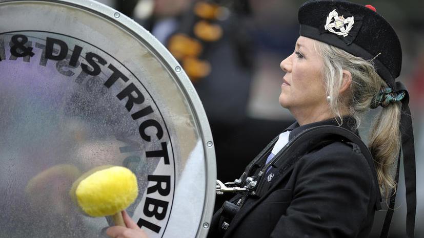 Опрос: Больше половины шотландцев выступают за отделение от Великобритании