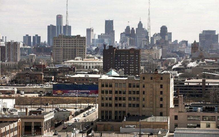 Детройт возглавил список самых бедных городов США