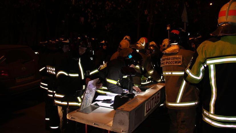 СК РФ возбудил уголовное дело в связи со скачком давления газа в Москве