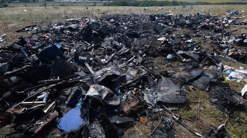 Представитель РФ при ООН: Расследование крушения Boeing 777 под Донецком фактически заглохло