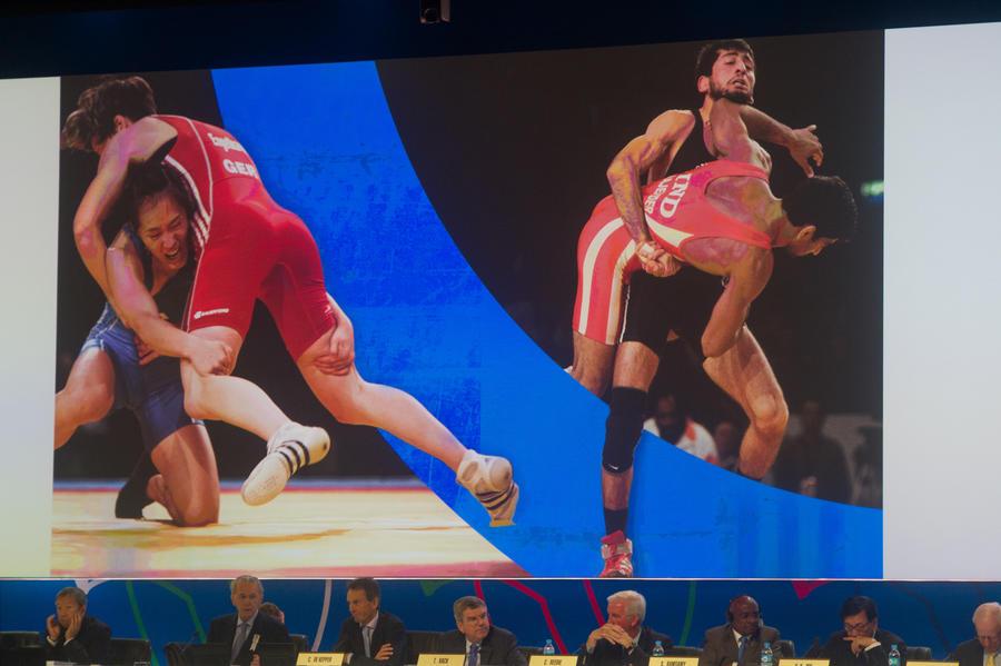 Борьба победила бейсбол в споре за звание олимпийского вида спорта