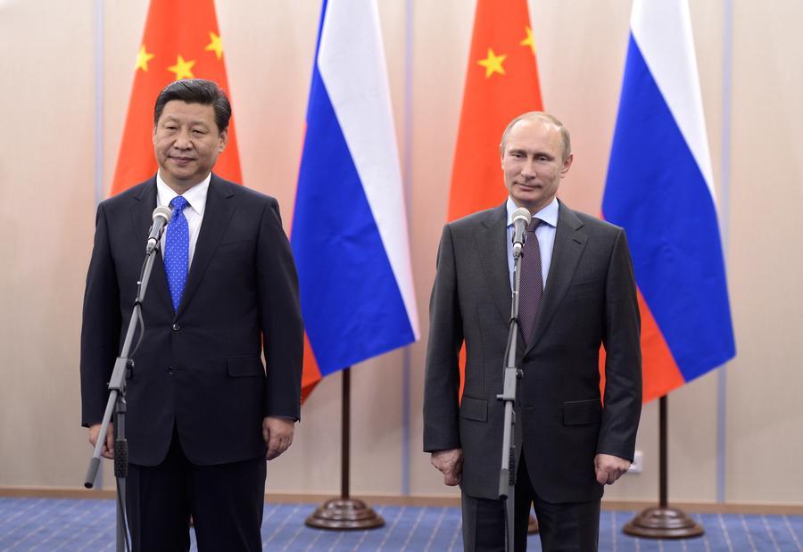 Владимир Путин: Китай и Россия много сделали для того, чтобы перевести конфликт в Сирии в мирное русло