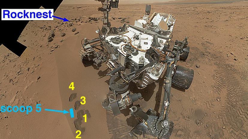 Экспедиция на Марс под угрозой срыва
