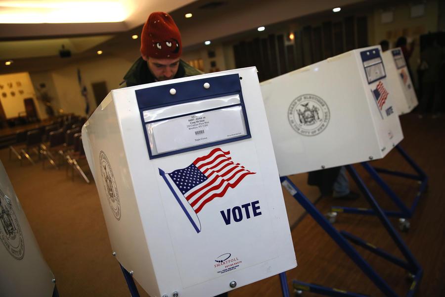 Верховный суд США снял ограничения на финансовую поддержку кандидатов во время выборов