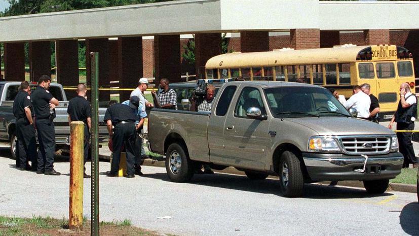 14-летний подросток ранен в ходе стрельбы в школе Атланты