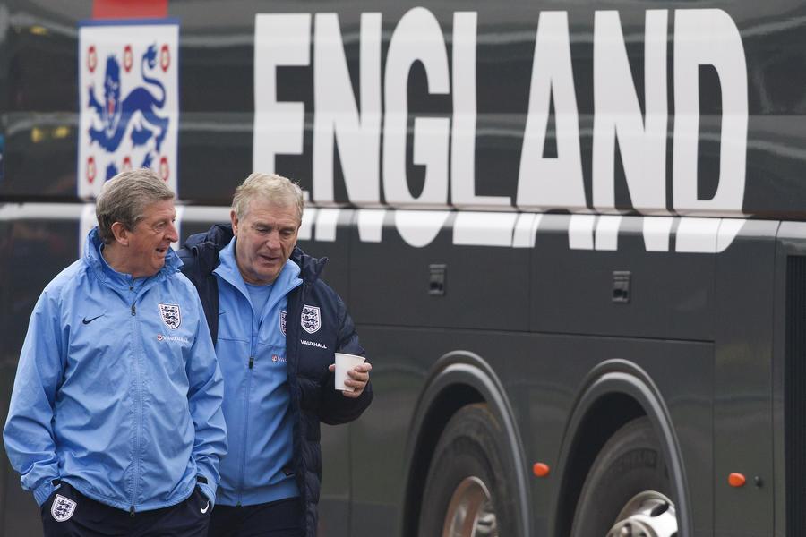 Британские СМИ бьют тревогу: футбольная сборная Англии может плохо выступить в Бразилии