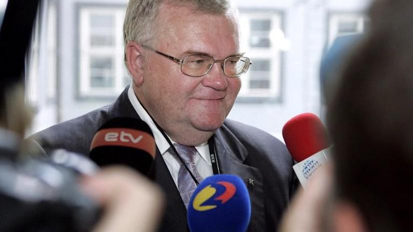 Мэр Таллина: Легитимное правительство не может формироваться под диктат людей с битами