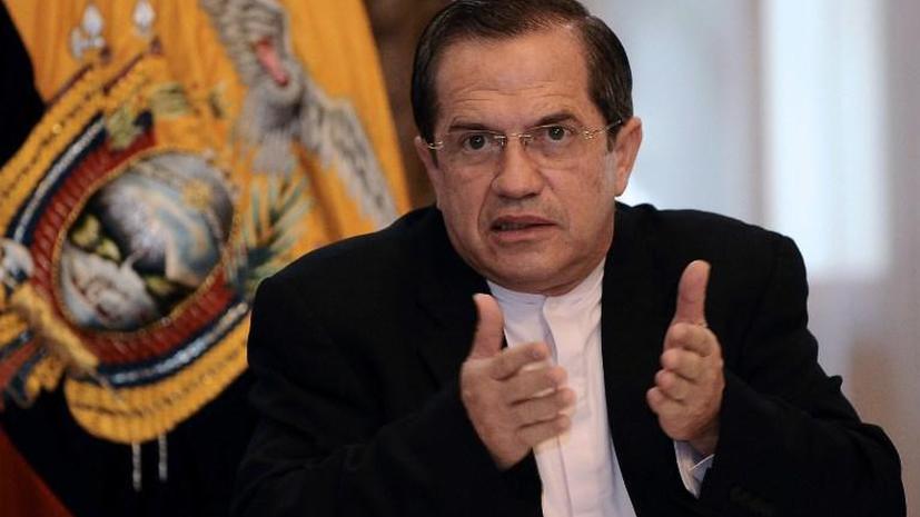 Глава МИД Эквадора: ООН научит нефтяных гигантов считаться с правами человека и экологией