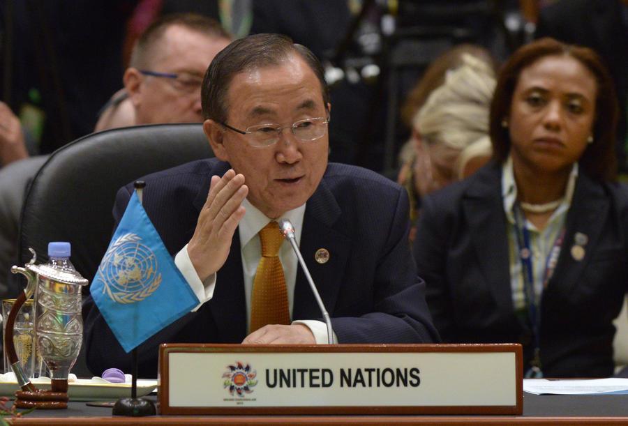 Пан Ги Мун: В Сирии сложилась опасная и непредсказуемая ситуация