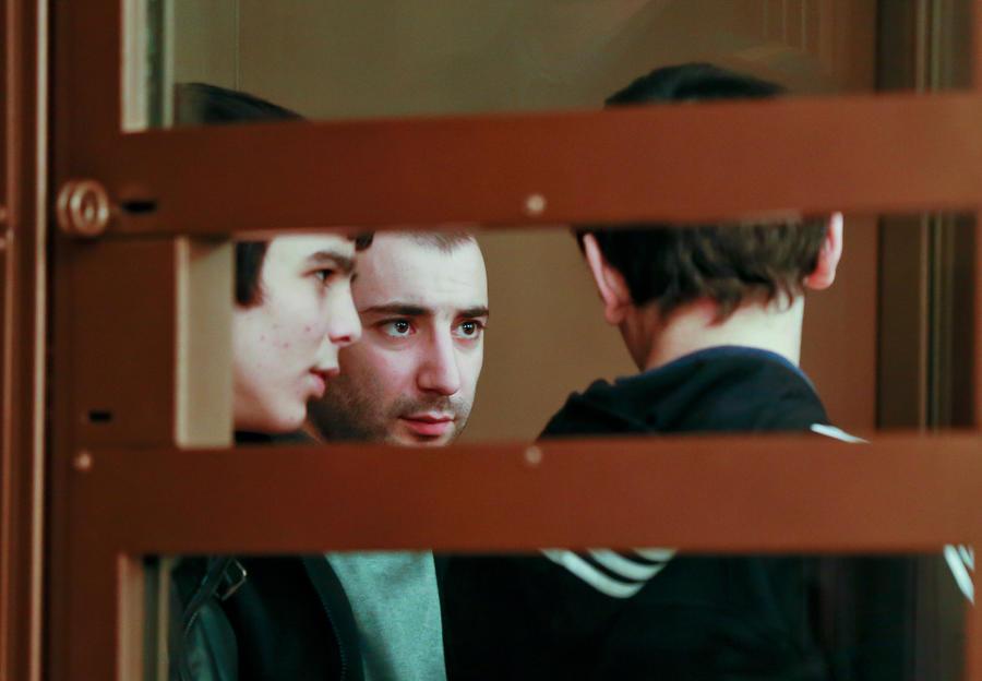 Трое организаторов теракта в аэропорту «Домодедово» приговорены к пожизненному заключению