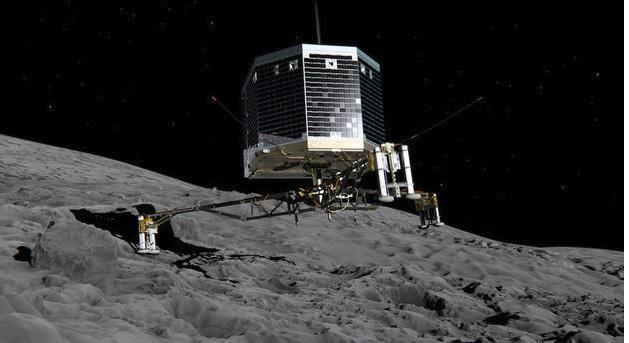 Исследование: комета Чурюмова — Герасименко может оказаться домом внеземных организмов