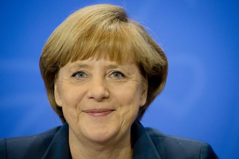 Ангела Меркель: Германия не станет поставлять оружие сирийским повстанцам