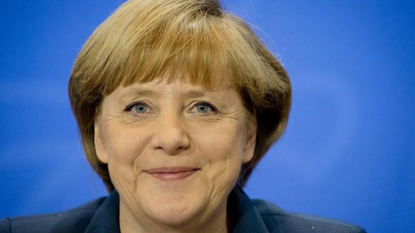 Ангела Меркель: Стремление ЕС к партнёрству с Украиной не направлено против Москвы