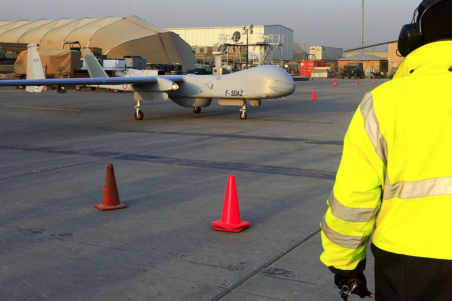 В Саудовской Аравии действует база американских беспилотников