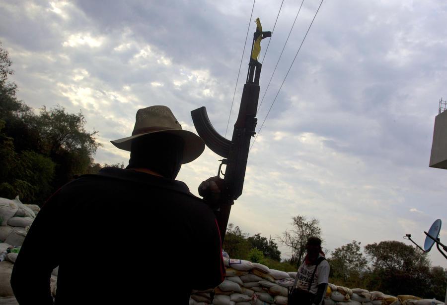 В Мексике крестьяне отвоевали землю у «рыцарей»