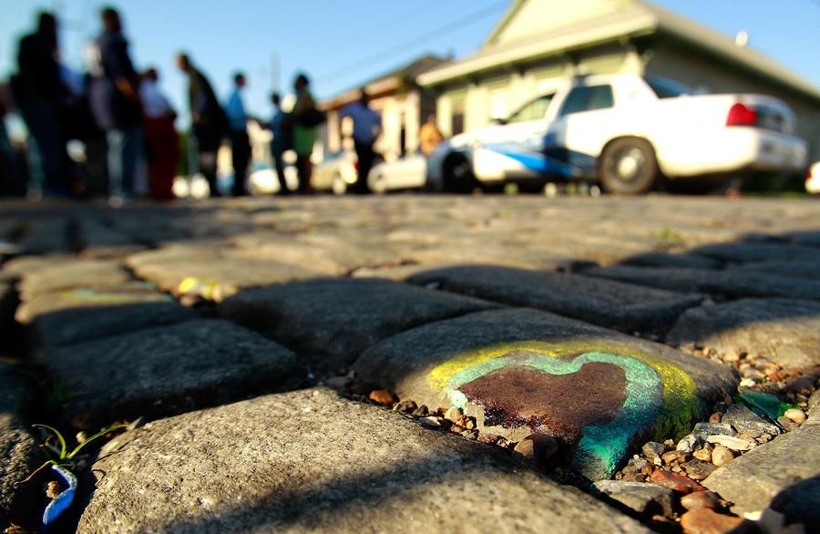 Опубликована фотография подозреваемого в стрельбе в Новом Орлеане