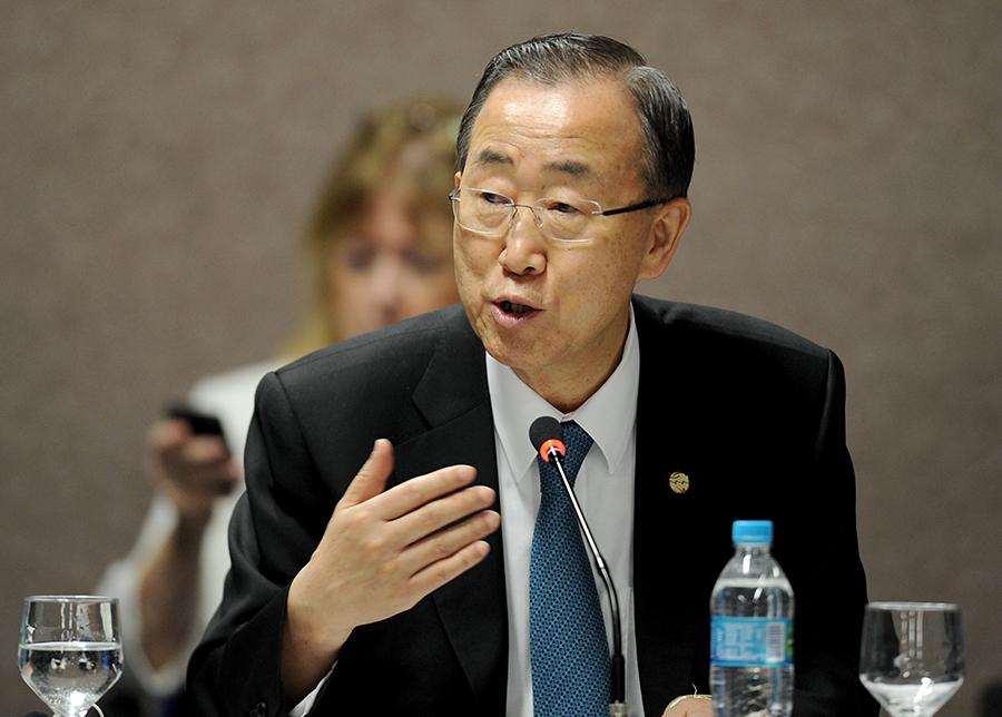 Генсек ООН: запуск северокорейской ракеты нарушает стабильность в регионе
