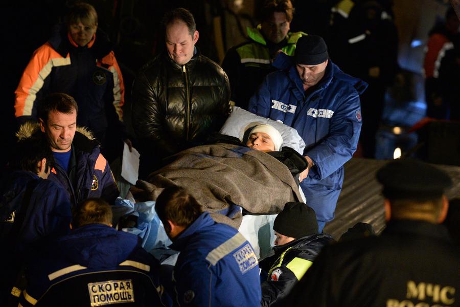 Число жертв теракта на вокзале в Волгограде возросло до 17 человек