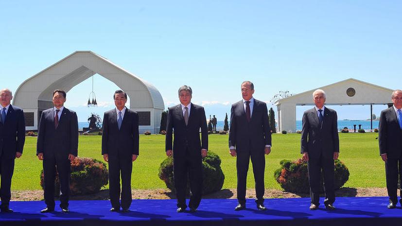 Иран, Индия и Пакистан могут вступить в Шанхайскую организацию сотрудничества