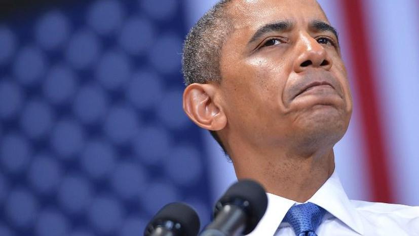 Барак Обама завершил пресс-конференцию после вопроса о Сноудене