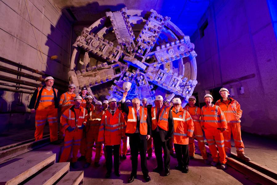 Крупнейший британский транспортный проект «Кроссрейл» оказался втянут в скандал с чёрными списками рабочих