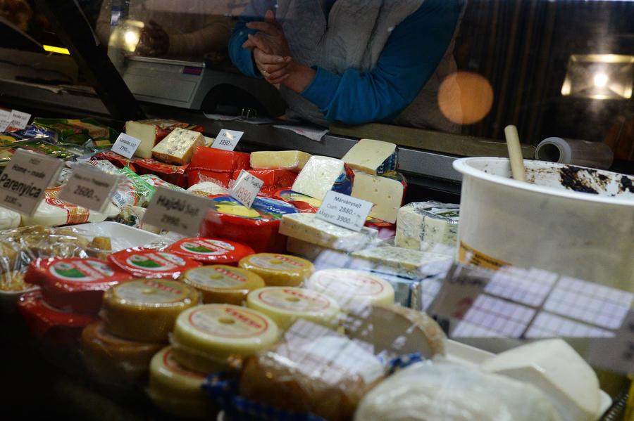 Роспотребнадзор запретил импорт сырных и сыроподобных продуктов из Польши в Россию