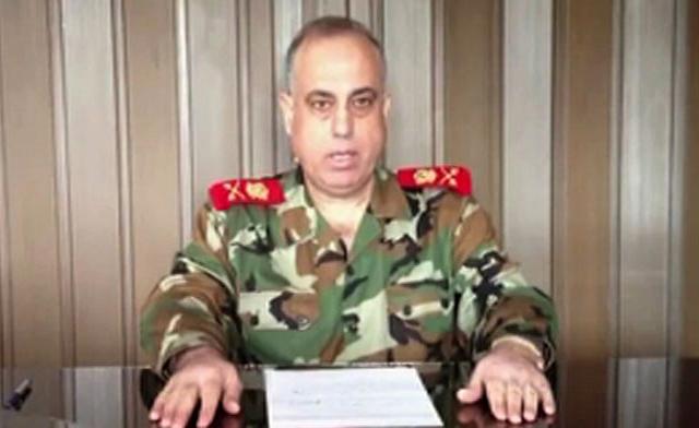 Глава военной полиции Сирии предал Башара Асада