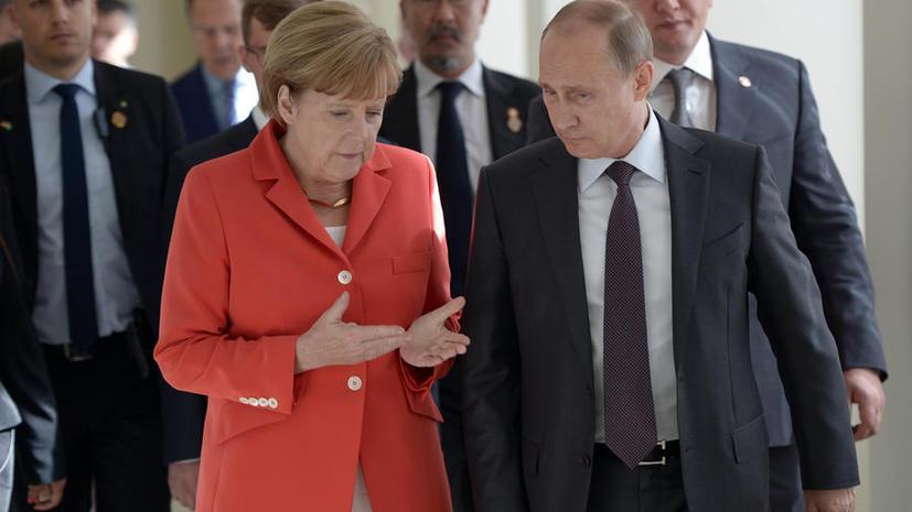 Эксперт: Союз Москвы и Берлина — головная боль США
