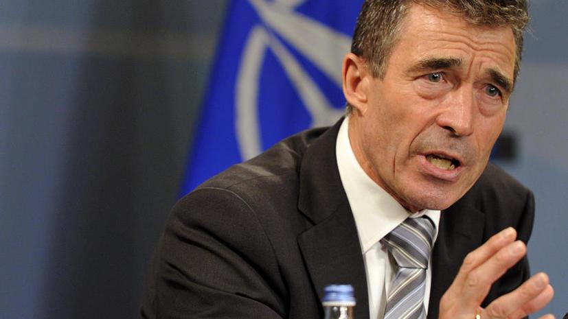 НАТО не будет реагировать на заявления США о применении химоружия в Сирии