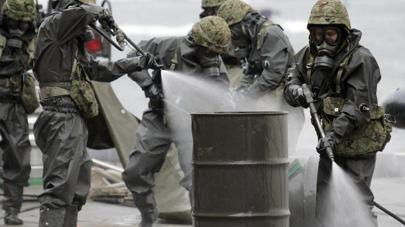 СМИ: В 1960-е годы США испытывали в Японии биологическое оружие