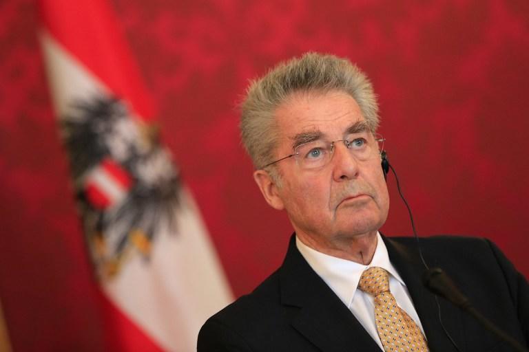 Президент Австрии: Пытаться ослабить Москву санкциями неразумно и вредно