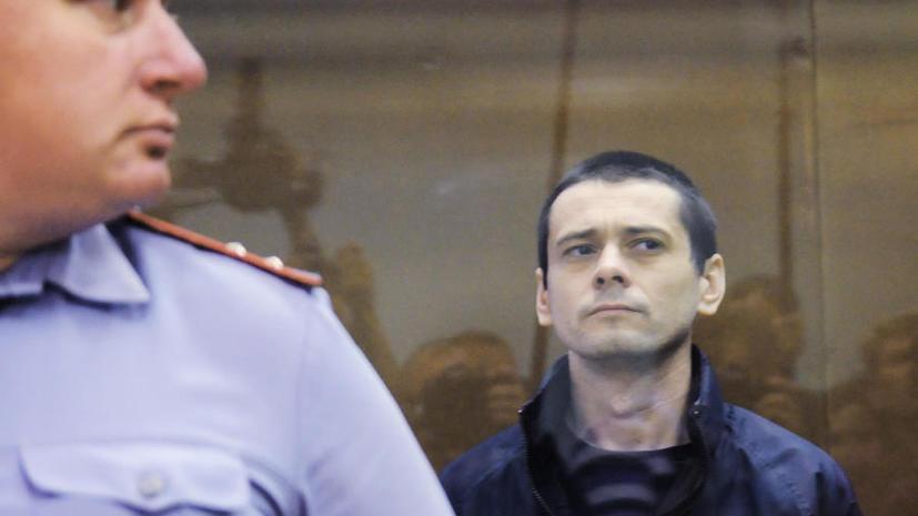 Обвинение просит для «белгородского стрелка» пожизненного заключения