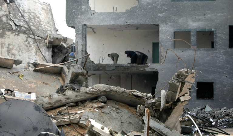 «Облачный столп» ударил по Газе на $1,2 млрд
