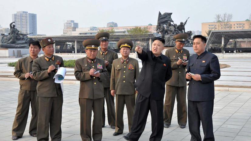 Ким Чен Ын вновь сменил министра обороны КНДР