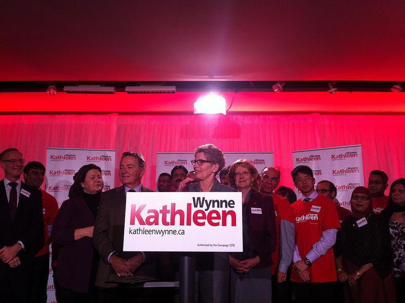 В Канаде женщина-лесбиянка заняла пост премьер-министра Онтарио