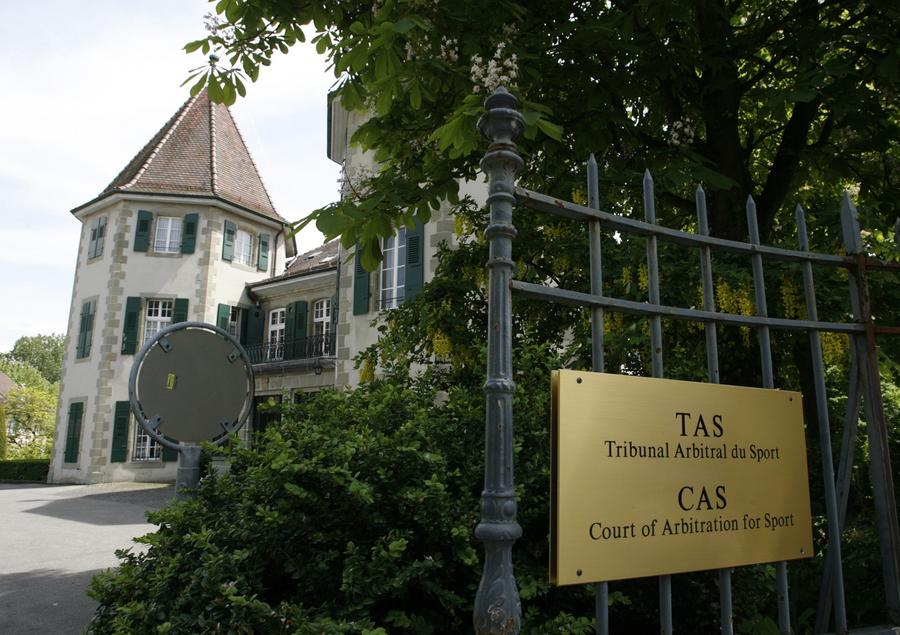 Суд в Лозанне «Зениту» не помог